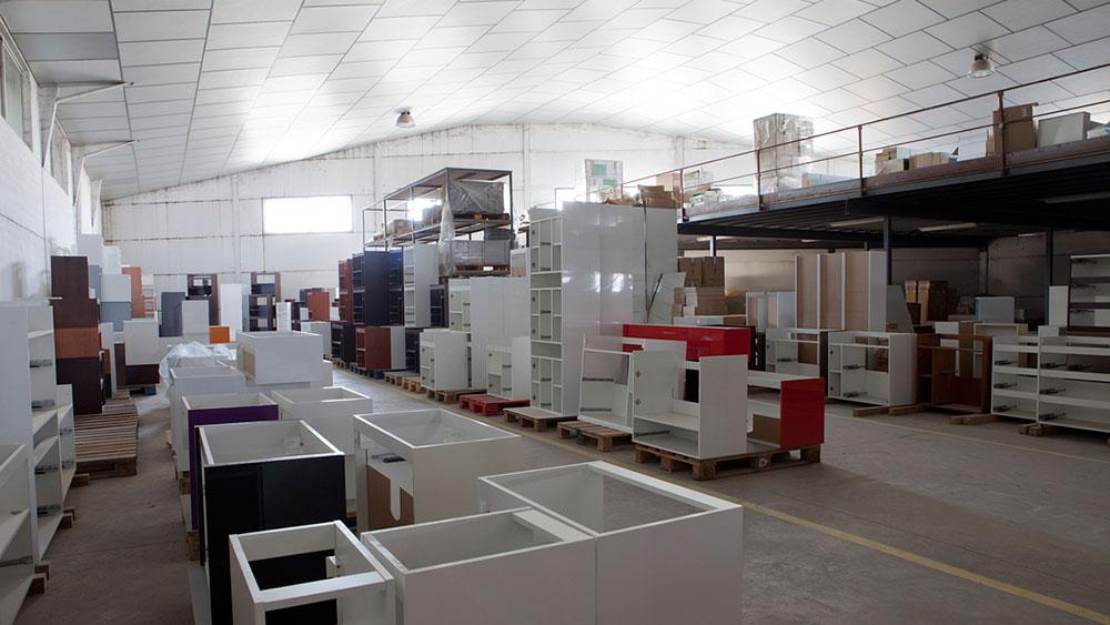 Fotografías de la fábrica de Socimobel