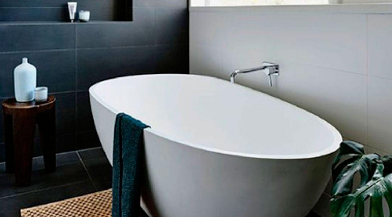 12 ideas para decorar tu baño en blanco y negro